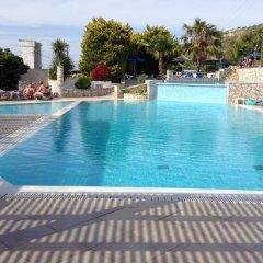 Sirene Beach Hotel - All Inclusive бассейн фото 2