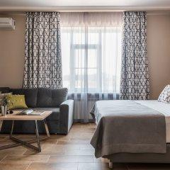 Гостиница Бригит на Ладожской комната для гостей фото 5
