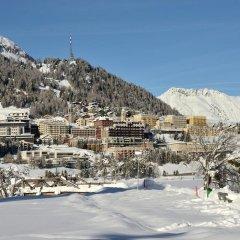 Отель Skyline House Ferienapartments Швейцария, Санкт-Мориц - отзывы, цены и фото номеров - забронировать отель Skyline House Ferienapartments онлайн