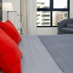 Отель ApartUP Francia Views Испания, Валенсия - отзывы, цены и фото номеров - забронировать отель ApartUP Francia Views онлайн комната для гостей фото 3