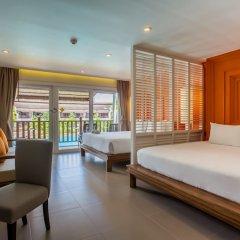 Отель Arinara Bangtao Beach Resort комната для гостей фото 19
