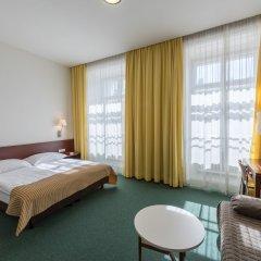 Отель Benediktushaus Австрия, Вена - отзывы, цены и фото номеров - забронировать отель Benediktushaus онлайн комната для гостей фото 5