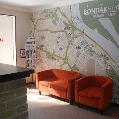 Гостиница Бонтиак интерьер отеля