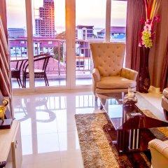 Отель New Nordic Family Таиланд, Паттайя - отзывы, цены и фото номеров - забронировать отель New Nordic Family онлайн комната для гостей фото 4
