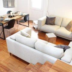 Апартаменты Art Apartment Velluti комната для гостей фото 2