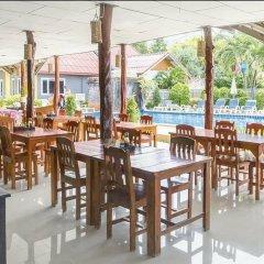 Отель Lanta New Beach Bungalows питание