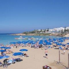 Отель Konnos Beach Villa No 5 пляж