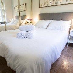 Отель Apartamento Catedral de la Almudena Испания, Мадрид - отзывы, цены и фото номеров - забронировать отель Apartamento Catedral de la Almudena онлайн комната для гостей фото 4