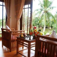 Отель Riverside Bamboo Resort Хойан в номере фото 2