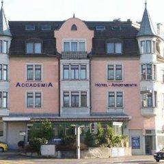 Отель Accademia Apartments Швейцария, Цюрих - отзывы, цены и фото номеров - забронировать отель Accademia Apartments онлайн фото 5
