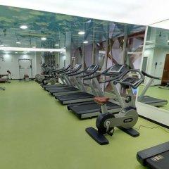 Hani Hotel фитнесс-зал