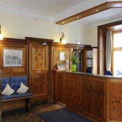 Hotel Blauer Bock интерьер отеля