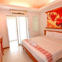 Отель First Bungalow Beach Resort комната для гостей фото 7