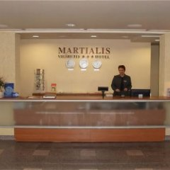 Отель MARTIALIS Литва, Вильнюс - отзывы, цены и фото номеров - забронировать отель MARTIALIS онлайн фото 7