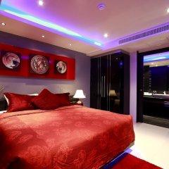 Отель Absolute Bangla Suites комната для гостей фото 3