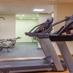 Отель Mirador del Cabo Сан-Хосе-дель-Кабо фитнесс-зал