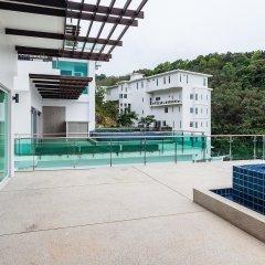 Отель Wabi-Sabi Kamala Falls Boutique Residences Phuket бассейн фото 2