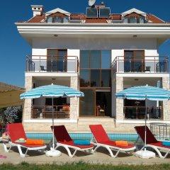 Smansvillas Турция, Олудениз - отзывы, цены и фото номеров - забронировать отель Smansvillas онлайн пляж