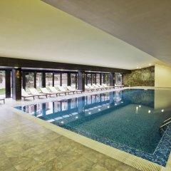 Отель Апарт-Отель Casa Karina Болгария, Банско - отзывы, цены и фото номеров - забронировать отель Апарт-Отель Casa Karina онлайн бассейн фото 2
