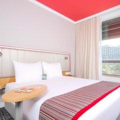 Отель Park Inn by Radisson, Abu Dhabi Yas Island комната для гостей фото 4