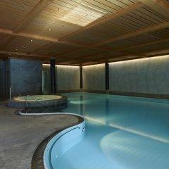 Отель Le Grand Bellevue бассейн