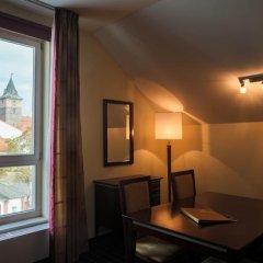 Hotel U Zvonu Пльзень удобства в номере фото 2