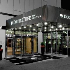 Отель DoubleTree by Hilton Metropolitan - New York City США, Нью-Йорк - 9 отзывов об отеле, цены и фото номеров - забронировать отель DoubleTree by Hilton Metropolitan - New York City онлайн вид на фасад