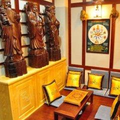 Tea Hotel Hanoi интерьер отеля фото 2