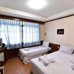Отель Krabi Grand Hotel Таиланд, Краби - отзывы, цены и фото номеров - забронировать отель Krabi Grand Hotel онлайн комната для гостей фото 3