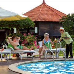 Отель Phu Thinh Boutique Resort & Spa фитнесс-зал фото 3