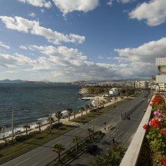 Coral Hotel Athens пляж