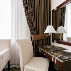 Гранд Отель Ока Премиум 4* Стандартный номер разные типы кроватей фото 10