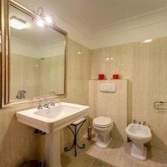 Relais Hotel Antico Palazzo Rospigliosi ванная