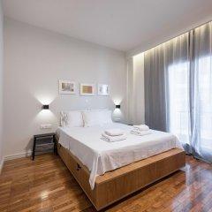 Отель Urban Central Living Thessaloniki Греция, Салоники - отзывы, цены и фото номеров - забронировать отель Urban Central Living Thessaloniki онлайн комната для гостей фото 5
