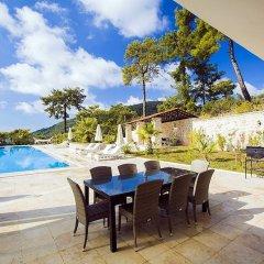 Villa Serenity Турция, Патара - отзывы, цены и фото номеров - забронировать отель Villa Serenity онлайн бассейн фото 7