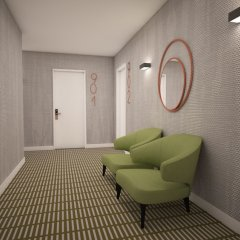 Masa Hotel 5 de Outubro комната для гостей фото 2