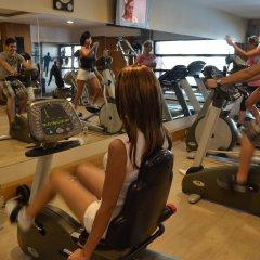 Отель Trendy Aspendos Beach - All Inclusive Сиде фитнесс-зал фото 3
