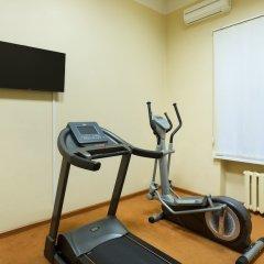 Гостиница Октябрьская фитнесс-зал