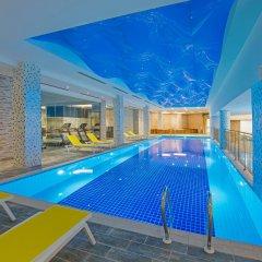 Sirius Deluxe Hotel Турция, Аланья - отзывы, цены и фото номеров - забронировать отель Sirius Deluxe Hotel онлайн бассейн