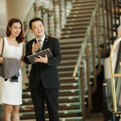 Отель InterContinental Shanghai Hongqiao NECC фитнесс-зал