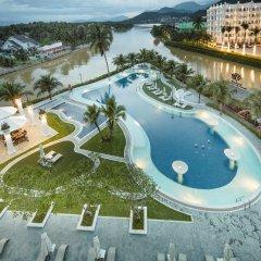 Отель Champa Island Nha Trang Resort Hotel & Spa Вьетнам, Нячанг - 1 отзыв об отеле, цены и фото номеров - забронировать отель Champa Island Nha Trang Resort Hotel & Spa онлайн бассейн