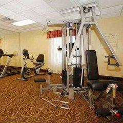 Отель Comfort Suites East Broad at 270 США, Колумбус - отзывы, цены и фото номеров - забронировать отель Comfort Suites East Broad at 270 онлайн фитнесс-зал фото 3