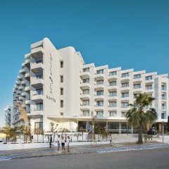 Lalila Blue Hotel By Blue Bay Platinum Мармарис вид на фасад