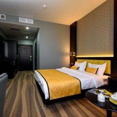 Гостиница Grand Spa Avax сейф в номере