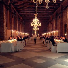 Belmond Hotel Cipriani Венеция помещение для мероприятий