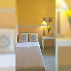 Отель Villa Margherita Лечче ванная