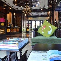 Отель KOI Resort and Spa Hoi An развлечения