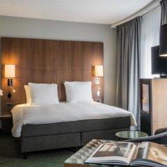 Отель NH Brussels EU Berlaymont Бельгия, Брюссель - 4 отзыва об отеле, цены и фото номеров - забронировать отель NH Brussels EU Berlaymont онлайн комната для гостей фото 3