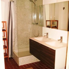 Отель House William ванная