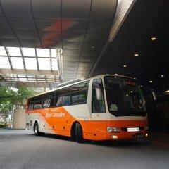Отель Metropolitan Tokyo Ikebukuro Токио городской автобус